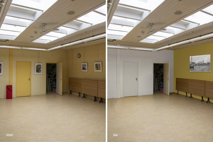 interieuradvies zaal