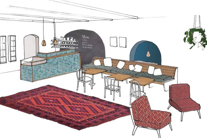 interieurontwerp bar