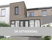 Uitbouw Zandbergweg, Breda